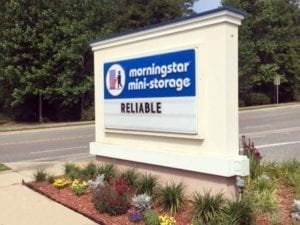 Morningstar Storage Readerboard 5/16/16