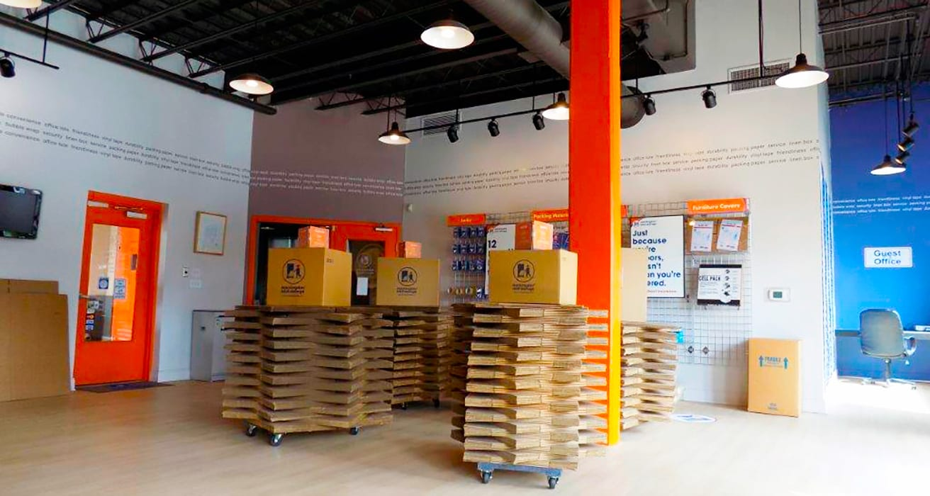Midtown Atlanta Storage