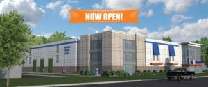 Morningstar Storage Ladson Now Open Banner