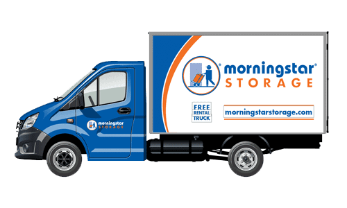 Morningstar Storage Logo